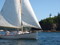 Sailing Charters Maine Daysails